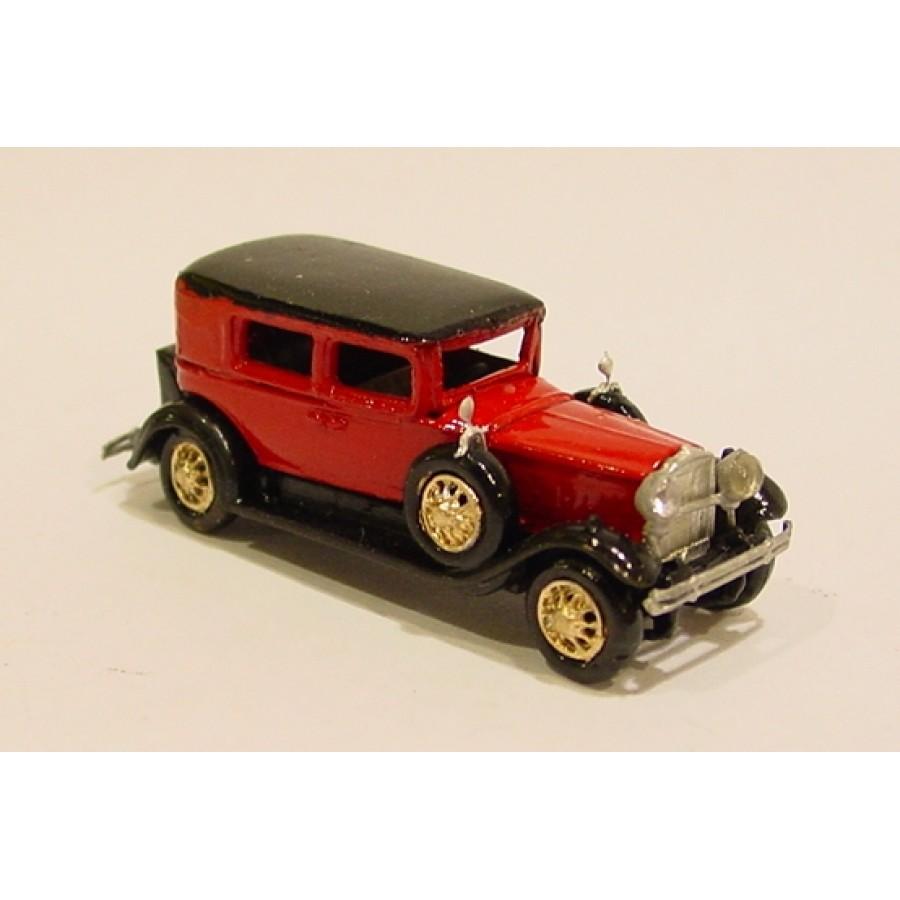 HO//HOn3 WISEMAN NM007 1929 PACKARD CLUB SEDAN NATIONAL MOTOR COMPANY KIT