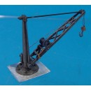 HO SMALL PILLAR CRANE KIT