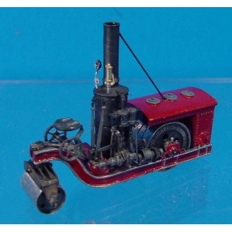 HO SCALE IROQUOIS ROAD ROLLER KIT