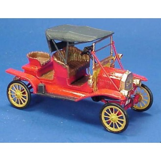 1909 MODEL T FORD ROADSTER KIT (TOP DOWN)