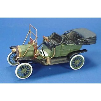 1910 MODEL T FORD TOURING CAR KIT (TOP DOWN)