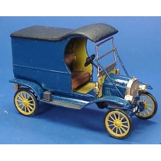 1912 MODEL T FORD BAKERY DELIVERY TRUCK KIT