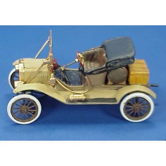 1911 MODEL T FORD TORPEDO (TOP UP)