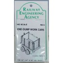 END DUMP MINE CARS,WORK CARS QUANTITY 3