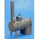 O SCALE STATIONARY BOILER KIT