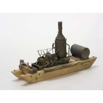 S SCALE AH&D 2 SPOOL DONKEY ENGINE