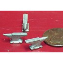 O SCALE SMALL ANVILS
