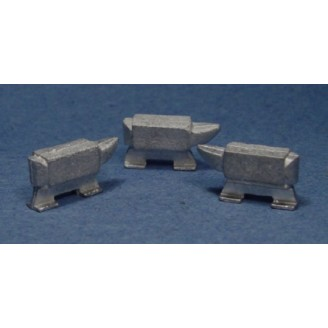 O SCALE LARGE ANVILS