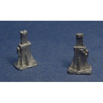 O SCALE SHOP JACK STANDS