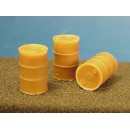 O SCALE 55 GALLON DRUMS
