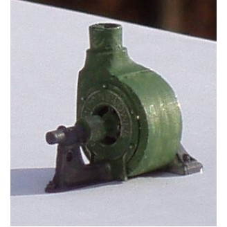 O SCALE MINING OR SHOP BLOWER KIT