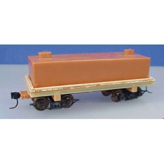 On3/On30 ARGENT LUMBER CO. WATER CAR KIT