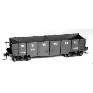 HOn3 ET&WNC HOPPER CAR KIT