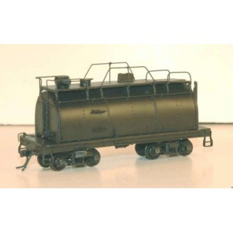 Sn3 SOUTHERN PACIFIC WHALEBACK TENDER KIT