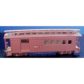 Sn3 SOUTHERN PACIFIC/SPC COMBINE #1 KIT