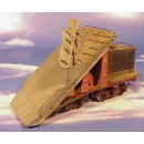 Sn3 WEST SIDE LUMBER CO. WEDGE SNOW PLOW KIT