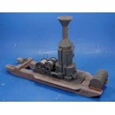 O SCALE WILLAMETTE EF 2 DRUM ROAD ENGINE