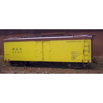 Sn3 C&S / RGS STEEL REFRIGERATOR CAR KIT