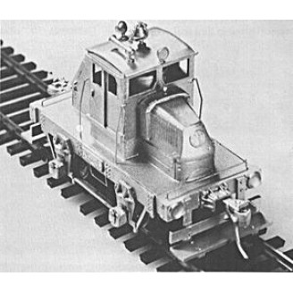 HO SCALE MACK BR SPECIAL SWITCHER KIT