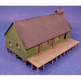 S WEST SIDE LUMBER CAMP REYNOLDS COOK HOUSE