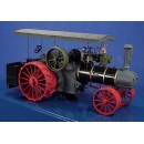O SCALE J.I. CASE STEAM TRACTION ENGINE KIT