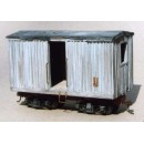 On3/On30 ELY-THOMAS CAMP CAR #1 CASTINGS SET