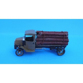 MACK LONG WHEELBASE LOG TRUCK