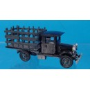 KLEIBER CLOSED CAB STAKE TRUCK