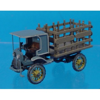 AUTOCAR STAKE BED TRUCK