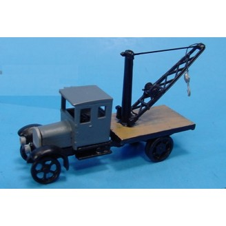 HO1926 WHITE WRECKER TRUCK