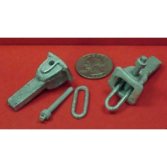 G SCALE LINK AND PIN COUPLER SET