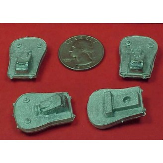 G SCALE SMALL 4 WHEEL CAR JOURNAL SET