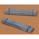 S SCALE Sn3 DETAIL PARTS: PIPE BUNDLES TYPE A