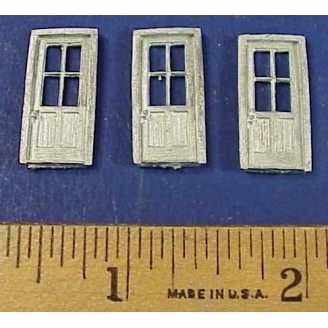 HO SCALE DOORS