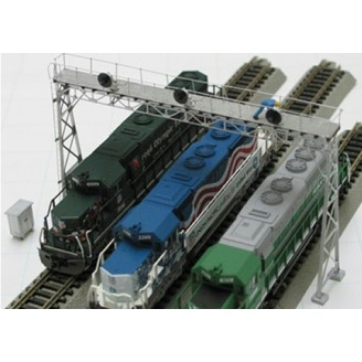 N SCALE MULTI TRACK SIGNAL BRIDGE KIT