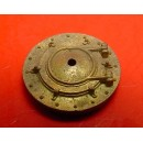 "LIMA SHAY SMOKEBOX FRONT 35"""" DIAMETER. FOR 20-24 TON LOCOMOTIVES"