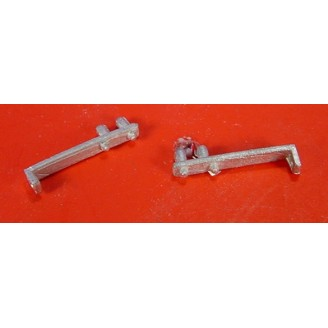 On3/On30 BACHMANN SHAY REPLACEMENT FOOT BOARD SUPPORTS