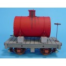 On3/On30 BACKWOODS LOGGING OR MINING 4 WHEEL TANK CAR TYPE 2 KIT