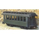 On3/On30 REALLY SHORT COACH PASSENGER CAR KIT