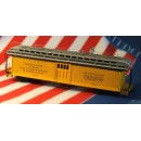 On3/On30 D&RGW OPEN PLATFORM BAGGAGE CAR KIT