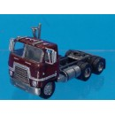 HO SCALE 1/87 INTERNATIONAL TRANSTAR II COE SEMI TRACTOR WITH DAY CAB