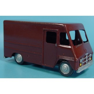 O SCALE 1960'S CHEVROLET DELIVERY VAN KIT