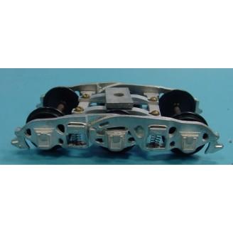 O SCALE BUCKEYE 6 WHEEL TENDER OR FREIGHT CAR TRUCKS