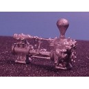 O SCALE STEAM POWERED WATER PUMP