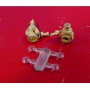O/On3/On30 ADLAKE MARKER LAMPS WITH BRACKET