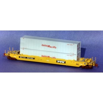 N SCALE GUNDERSON HUSKY STACK WELL CAR KIT