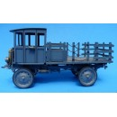 O SCALE 1/48 NASH QUAD STAKE BED TRUCK KIT