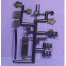 ROUNDHOUSE SHAY BOILER DETAIL PARTS SET