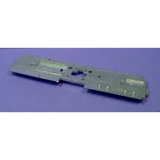 ROUNDHOUSE SHAY DIE-CAST METAL 2 TRUCK MAIN FRAME CASTING