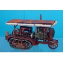 O SCALE 1/48 HOLT 75 CRAWLER TRACTOR KIT